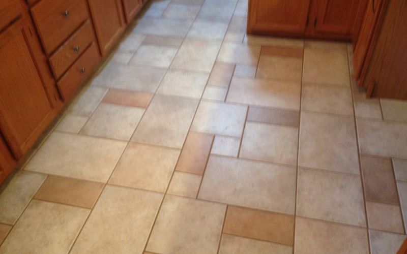 Tile & Grout Photo